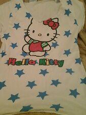 Hello Kitty T shirt  adult sie 4