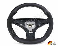 MB w204 c63 r171 55 SLK r230 sl 63 65 AMG volante nuevo refieren con Alcantara