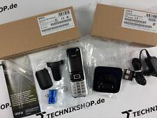 UNIFY OpenScape DECT Phone S5 inkl. S5 Ladeschale NEUWARE OVP L30250-F600-C500