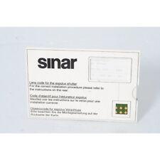 Sinar obiettivamente codice Apo-Ronar 9,0/300 per epolux chiusura
