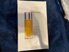 Calvin Klein Escape Gift/Travel Set Eau De Parfum for Women 3.4/6.7 Perfume/Loti