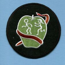 WW2 AVG 1st ADAM & EVE FLYING TIGERS Curtis P-40 WARHAWK AAC USAF Squadron Patch