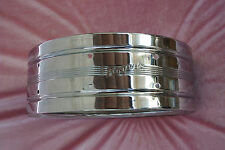 1960's ROGERS DYNASONIC CHROME OVER BRASS SNARE SHELL for YOUR DRUM SET! #T398