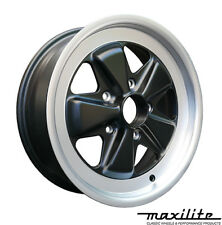 Fuchs Style Wheel 6 X 16 Oe Finish Porsche 911924 77 8991136102043