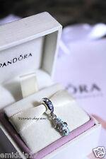 New! Authentic Pandora Tropical Sea Horse Dangle Charm 791311MCZ