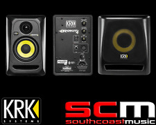 "KRK ROKIT 4 Active Studio Monitors G3, 8S Subwoofer 8"" Professional Package!"