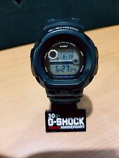 Vintage G-Shock Vibration G-400J(Silencer) Solar Thermo Moon&Tide Atomic Radio