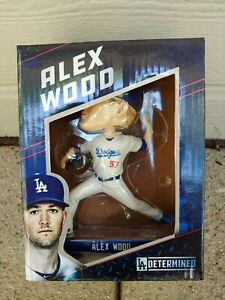 NIB SGA 2018 Limited Alex Wood #57 Bobblehead
