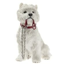 More details for westie  dog figurine ornament gift boxed