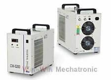 Industrial Water Chiller Cool 150W CO2 Laser CNC Tube CW-5200AG 220V 60HZ