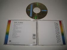 WHAM!/THE FINAL(EPIC CD 88681) CD ALBUM