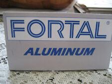 3.335 x 5.444 x 45 1/2  Fortal ® T651 Aircraft Quality Aluminum Plate # 8383