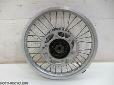 02 KTM520SX KTM 520SX 520 rear wheel rim disc 3