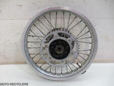 02 KTM520SX KTM 520SX 520 rear wheel rim disc 3