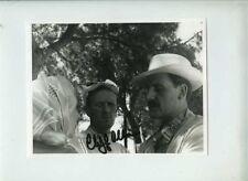Cliff Allison (1932-2005) Ferrari Monaco Grand Prix 1959 Signed Photograph