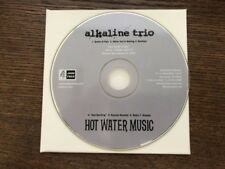 ALKALINE TRIO / HOT WATER MUSIC Split EP - Promo Advance Emo Pop Punk