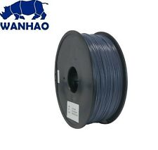 Wanhao Grey Blue ABS 1.75 mm 1 KG Filament for 3d printer - Premium Quality