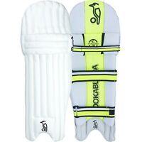 Kookaburra Cricket Fuse 250 Batting Grade 3 MDF Foam & Cane Pads - Senior *SALE*