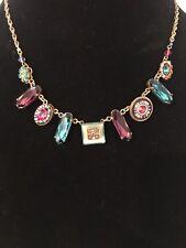 FIREFLY Swarovski Crystal Multiple Stone Necklace-N130