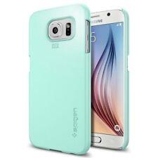 Spigen Samsung Galaxy S6 Thin Fit Premium Hard Case Mint (SGP11310)