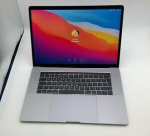 "Apple MacBook Pro 15"" 2019 - I7-9750H 16GB RAM 512Gb SSD UK keyboard - A1990"