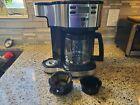 Hamilton Beach 2-Way Brewer Coffee Maker, Single-Serve and 12-Cup Pot, 49980A  photo