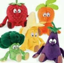 Peluche 5 vitamini coop Goodness Gang pupazzi superfreschi lidl plush soft toys
