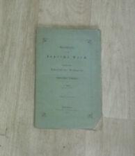SCHONE. Gesetztafel für das deutsche Reich. 1876.