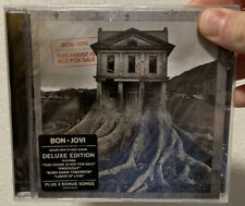 This House Is Not for Sale by Bon Jovi CD Deluxe Edition Import 2016 New Sealed
