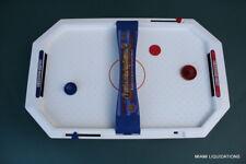 Crash Air Hockey Table-top Game Electronic Portable Kids toy Excalibur EI-PT1030