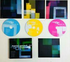 RARE  DEPECHE MODE REMIXES 81/04  3XCD ALBUM DIGIPACK BOX SET LIMITED EDITION
