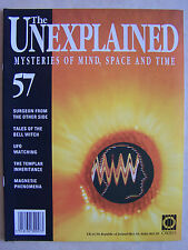 The Unexplained Mysteries of Mind Space & Time #57 Tales of The Bell Witch UFO