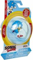 SONIC THE HEDGEHOG 2 INCH SONIC SPHERE ACTION FIGURE WAVE 1 JAKKS SPIN TOY HOBBY