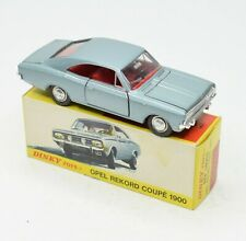 Opel Rekord  made in Portugal by PEPE green boxed RARE