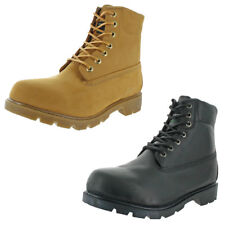 "Men's 6"" Waterproof Nubuck Leather Thermolite Lining Work Boots Shoes"
