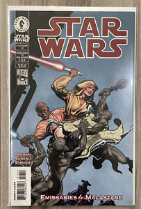 Star Wars #17 1st Appearance of Quinlan Vos Dark Horse Comic