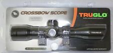 Truglo Crossbow Scope 4x32mm, Tracjectory Compensating Reticle Tg8504B3