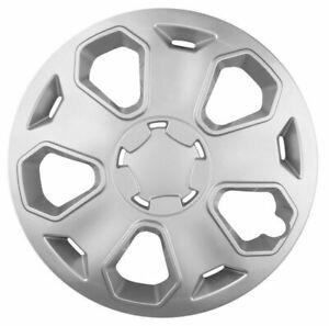 15'' Wheel trims hub caps for Mercedes A Class - 4x15'' SILVER