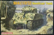Dragon 6548 1/35 M4(105) Sherman Howitzer Tank