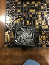 AMD AM4 Wraith Prism LED RGB Cooler 4 pin Fan 4 Heatpipes