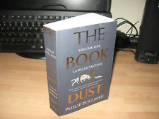 Philip Pullman La Belle Sauvage The Book Of Dust Volume 1 uncorrected proof 2018