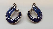 Pierre Lang Earrings Plated Ear Studs Jewelry Hoop Earrings Gold Plated emaliert
