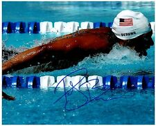 Ricky Berens Signed Autographed Team U.S.A. Olympic  00006000 Swimming 8x10 Pic. A