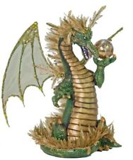 Katherine's Collection Dragon Tabletop Mardi Gras Display NEW