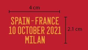 Spain Vs France UEFA Nations League 2020/21 FINAL Match Details (for Spain)
