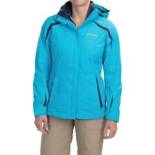 $230 COLUMBIA Women Winter 3in1 Jacket Coat Plus Size 1X Ski  NEW