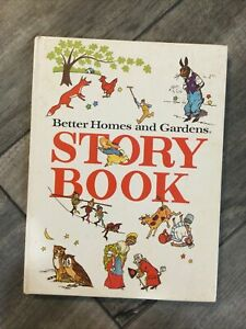 Vintage Better Homes & Gardens Story Book