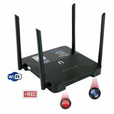 Hidden Wifi Spy Camera in Router for Secret Surveillance,Remote Viewing of Video
