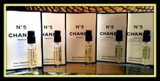 5 x Chanel No 5 Eau Premiere 2ml EDP Samples