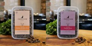 The Innocent Cat Luxury Treats for Cats 600g Bulk Natural British Meat